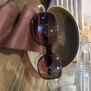 Coach Sunglasses S3002 Brown